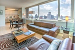 LUXURY CHIC CENTRAL PARK COLUMBUS CIRCLE SPECTACULAR CITY VIEW
